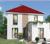 une nouvelle maison feng Shui