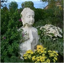 Bouddha protecteur