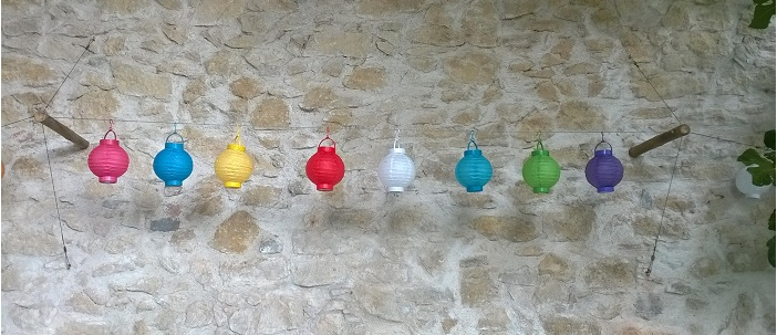 lampion fengshui