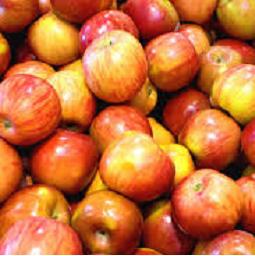 pommes non traitées