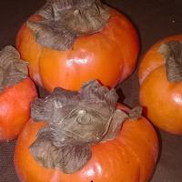Le kaki, un fruit de saison beau et bénéfique, santé Feng Shui.