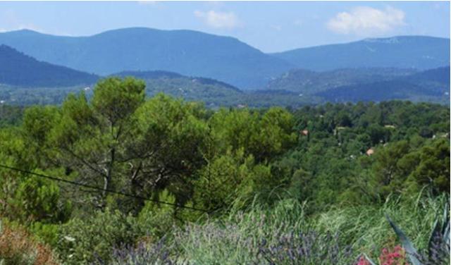 paysage Feng Shui méditerranéen