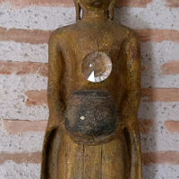 Le Bouddha chez soi, la paix, la sérénité, l'abondance.