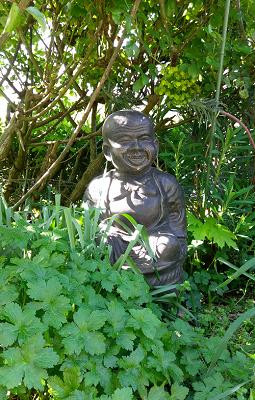 Le Bouddha de Marie-Renée
