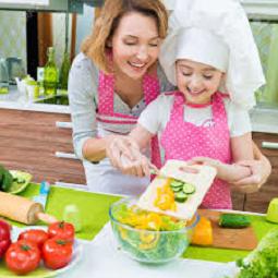 la joie de cuisiner