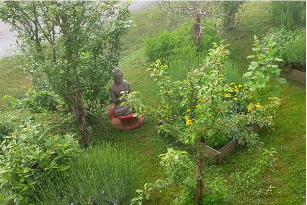 le jardin de Pondaurat