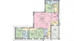 plan maison avec zones manquantes