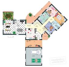 maison en tripode