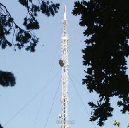 pylône de Bouliac, Bordeaux