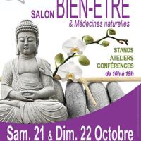 Salon du Bien-être à Brive ce week-end avec le Feng Shui Tibétain