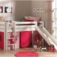Chambre d'enfant Feng Shui, les lits en hauteur.