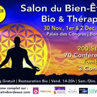 Venez découvrir le Feng Shui  au Salon du Bien-être à Bordeaux lac les 30 novembre, 1er et 2 Décembre