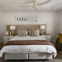 Chambre Feng Shui et tête de lit.