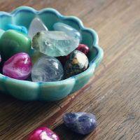 Pierres et minéraux : énergie garantie dans la maison !