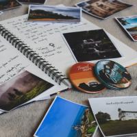 Où placer les lettres, les cartes postales et autres documents à valeur sentimentale ?