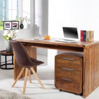 Installation d'un bureau dans la maisonpour votre entreprise.